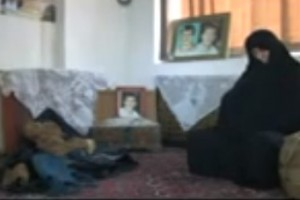 گفتگو با مادر شهید نادر نژادی